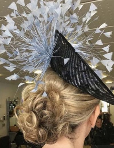 Ascot glamour with hair by lucy